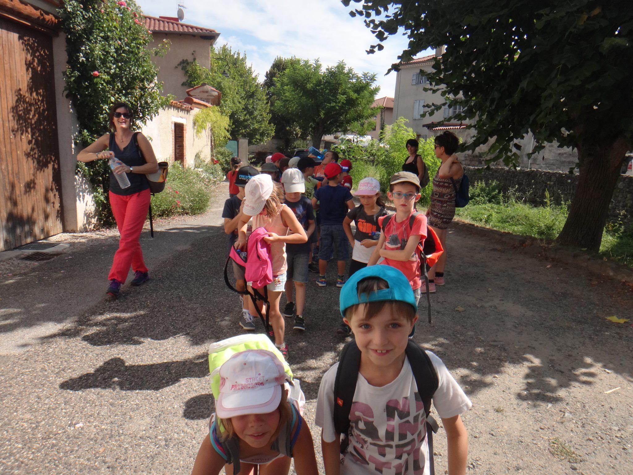 Ecoles-Randonnée CE1CE2