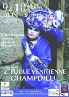 2ème Fugue vénitienne Champdieu
