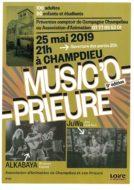 Music'O Prieuré - 25 mai 2019