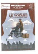 Pièce de théâtre : Le Voyage par l'ADMD