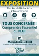 Exposition : Plan Local d'Urbanisme Intercommunal