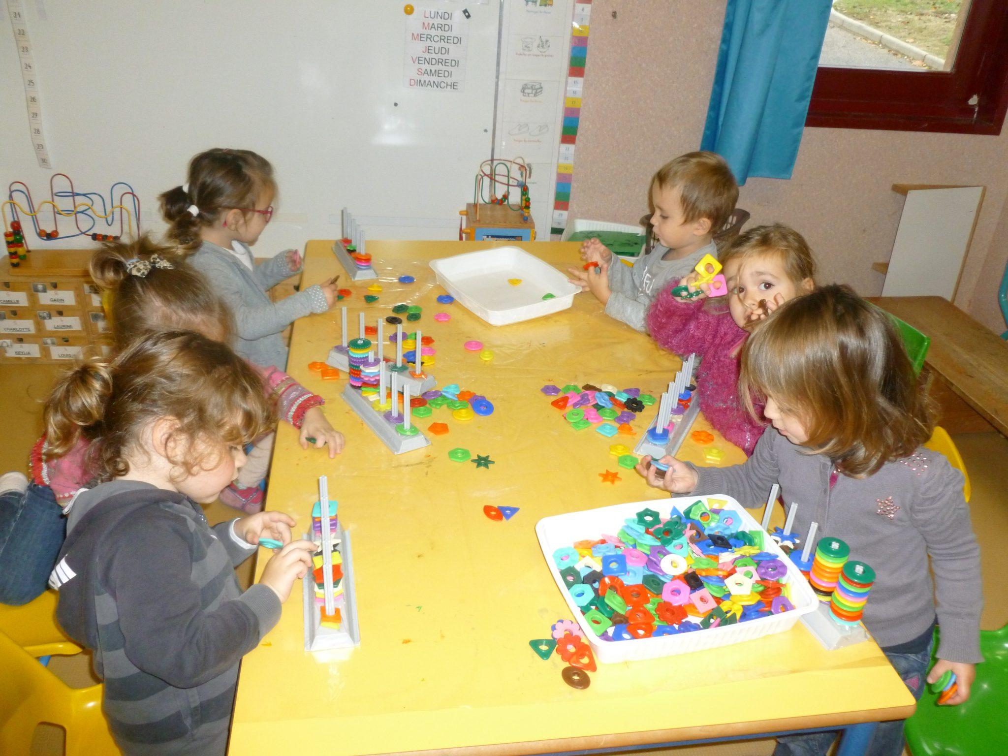 Ecoles-Maternelles