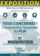 Exposition : Plan Local d'Urbanisme Intercommunal