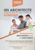 Conseil architectural : lancement d'une expérimentation de permanences délocalisée